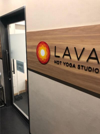 LAVA赤坂店無料体験レッスン男性
