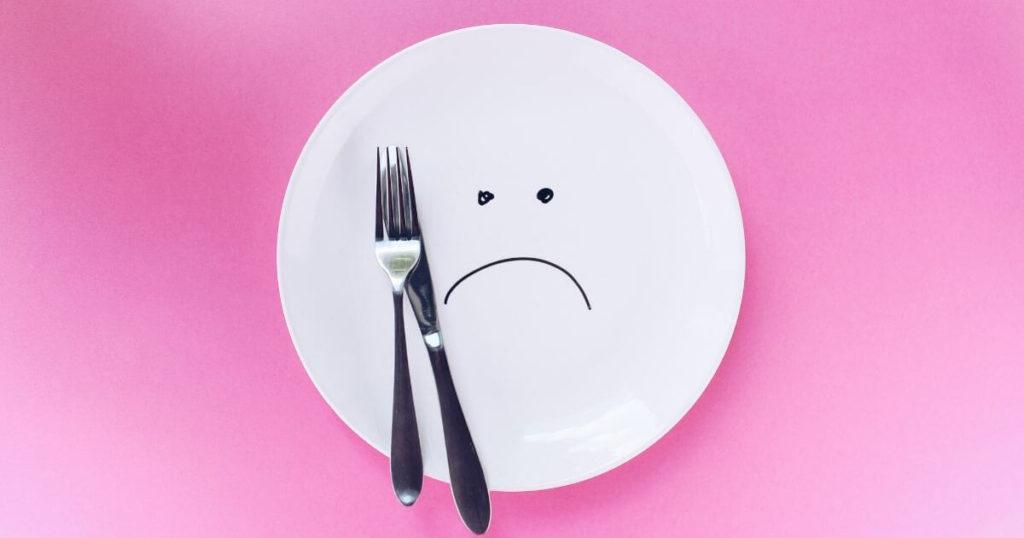 過度な食事制限
