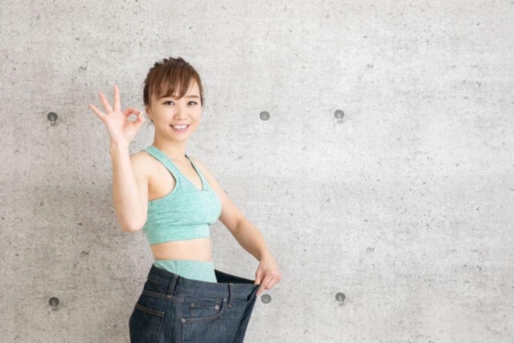 膝痛の人のダイエット成功