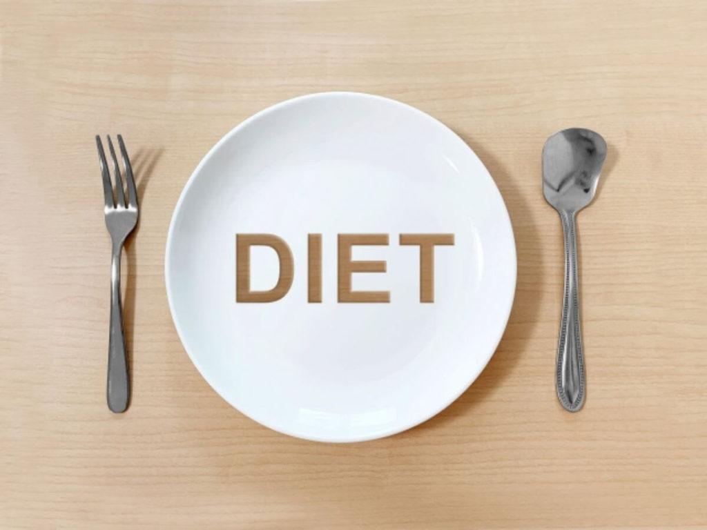ダイエットの食事改善