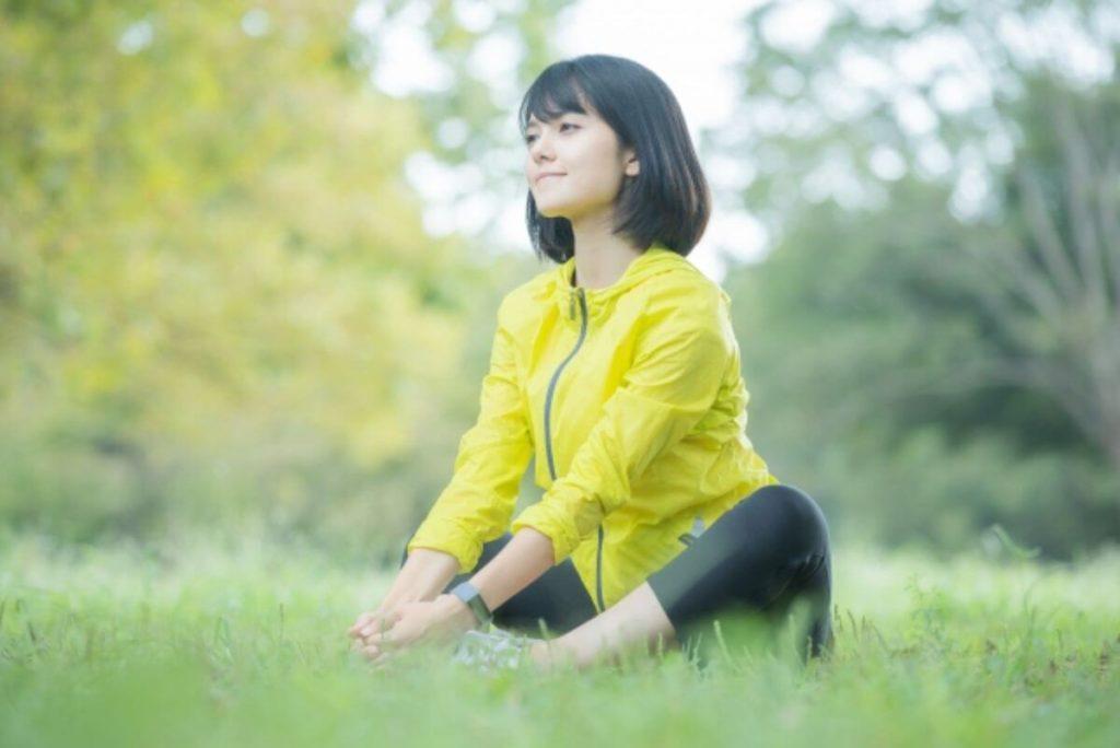 膝痛の人向けダイエット運動