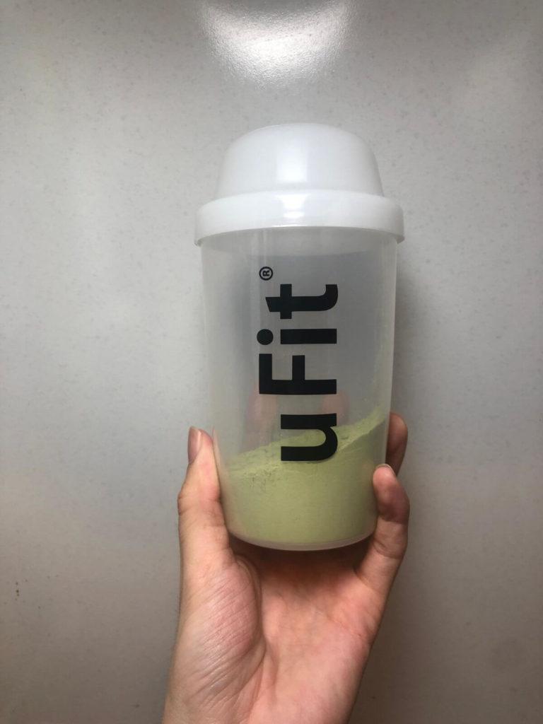 uFit完全栄養食美味しい飲み方